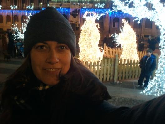 market navideño