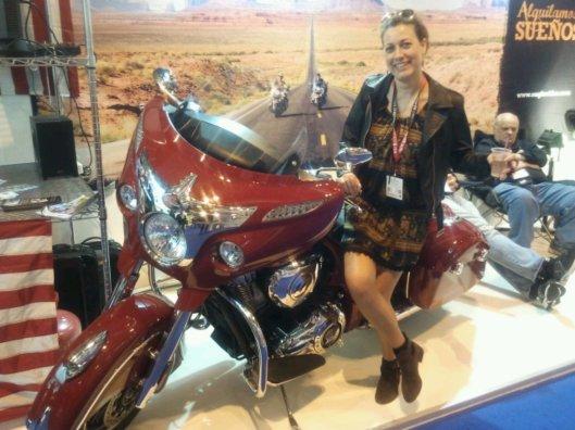 me encantan las motos!
