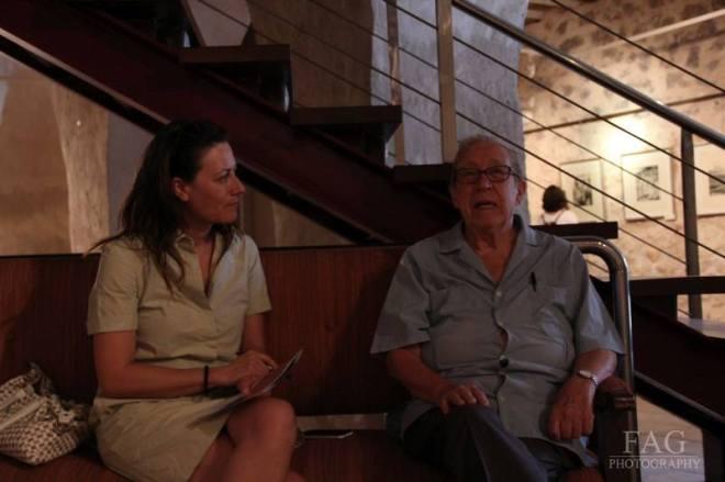 entrevista Antonio Zarco