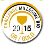 or gold millésime