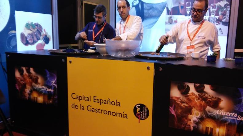 Cáceres Gastronómica 2015