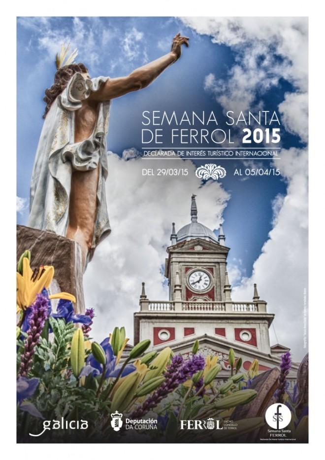 SEMANA SANTA FERROL 2015