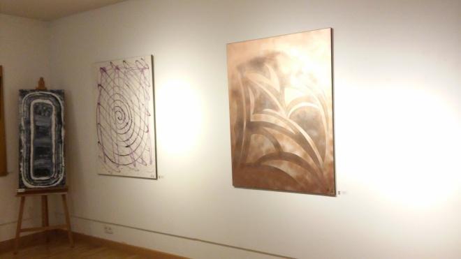 Exposición Anxo Álvarez