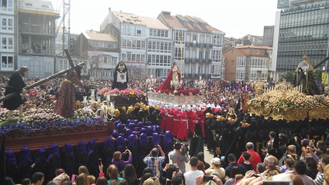 Semana Santa Ferrol 2015_El Encuentro