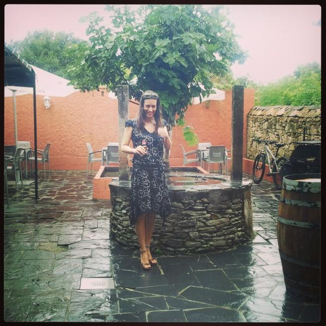 Bar O pozo, Ferrol