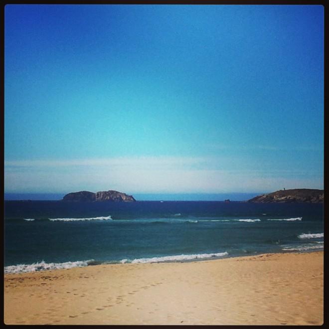 Playa de...