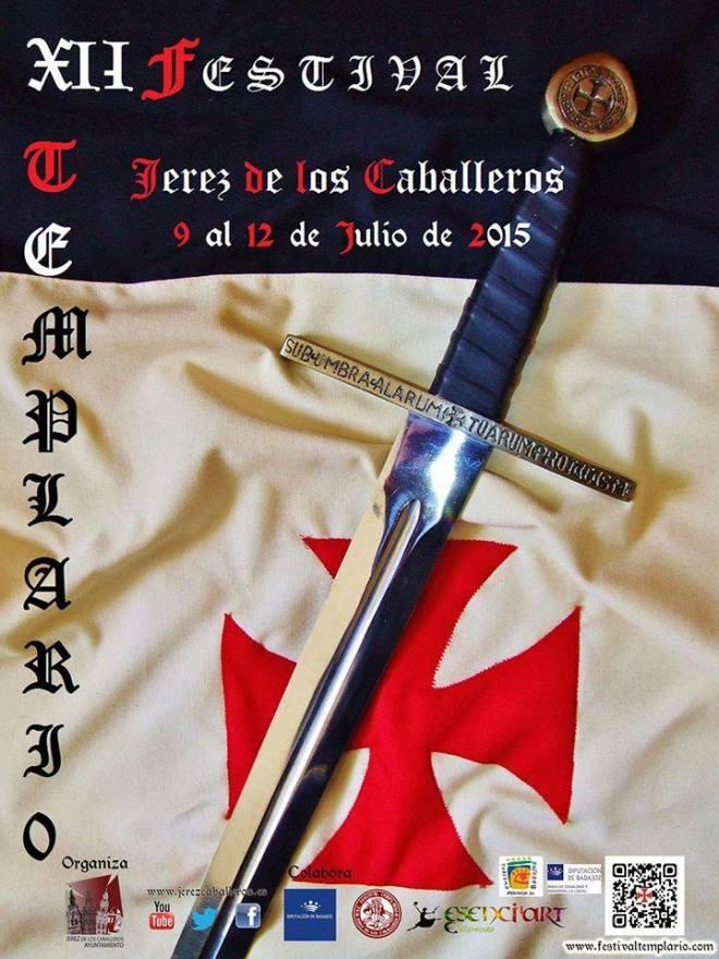 Jerez De Los Caballeros Xii Festival De Templarios En Badajoz